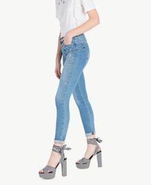 Jean skinny Bleu Denim Femme JS82WE-02