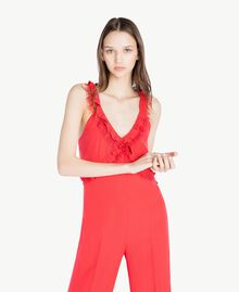 Cady jumpsuit Ginger Red Woman SS82AD-04