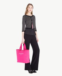 Pantalon palazzo cady Noir Femme PS829D-05
