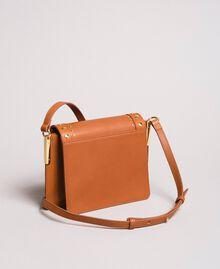 """Umhängetasche """"Bea Bag"""" aus Leder Leder Frau 191TO8261-04"""