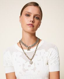 Choker with pendants Crystal Woman 202TO5047-0S