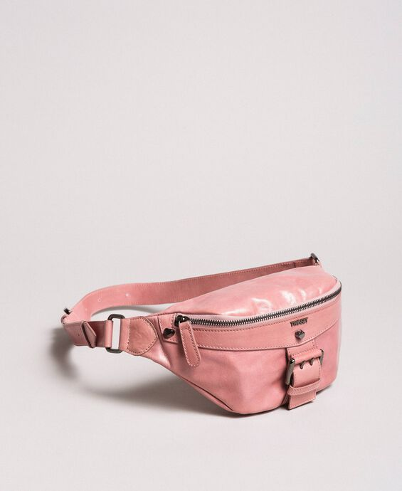 Rebel leather bum bag