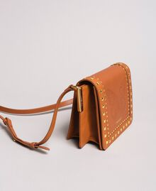 Leather Bea shoulder bag Leather Brown Woman 191TO8261-01