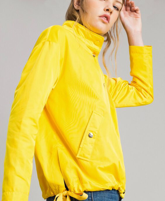 Duchess satin jacket