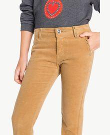 "Bell-Bottom-Jeans ""Torroncino""-Braun GA72RN-04"