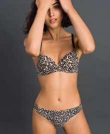 padded push-up (B cup) Black Woman LCNN44-02