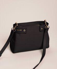 Petit sac New Cécile en similicuir Noir Femme 201TO8181-03