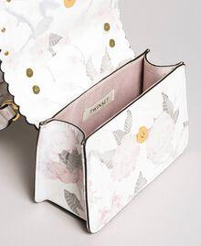 Tracolla in similpelle a fiori Stampa Ramage Farfalle Bambina 191GJ799E-04
