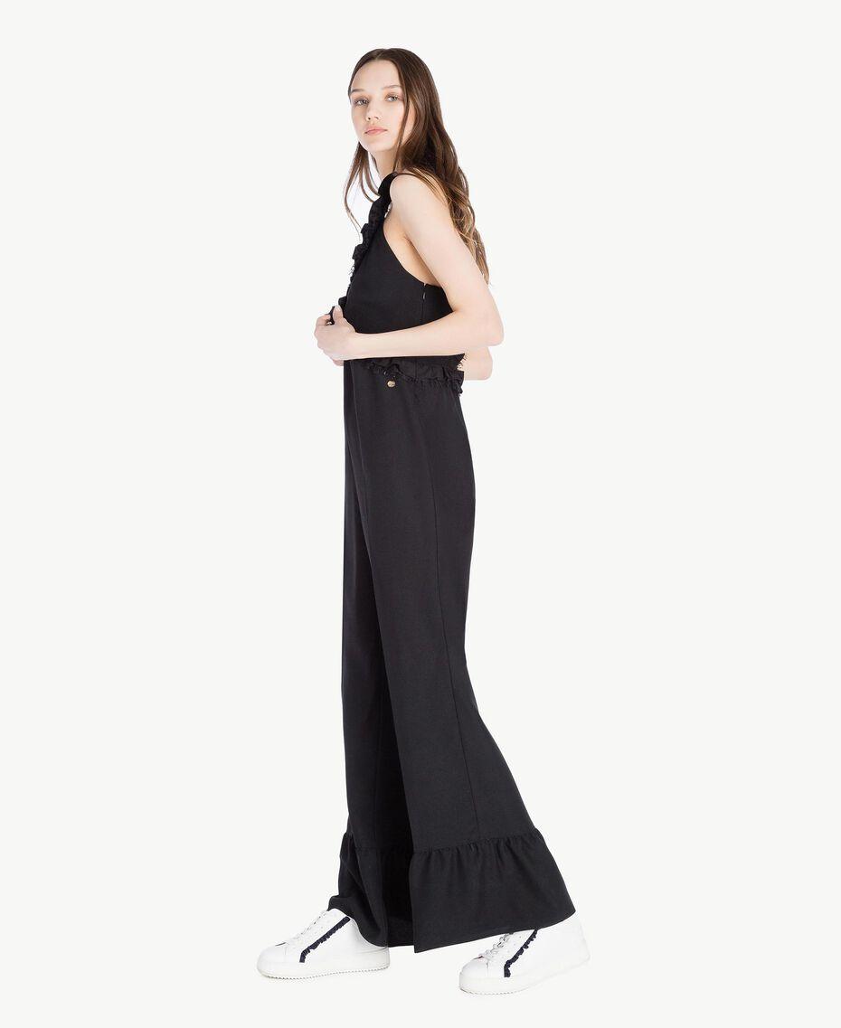 Combinaison cady Noir Femme SS82AD-02