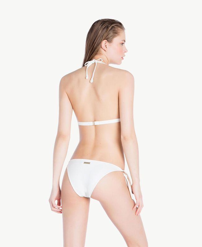Bow tanga Ivory Woman MS8B88-04