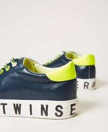 Trainers with logo White Woman 202LIPZCC-04