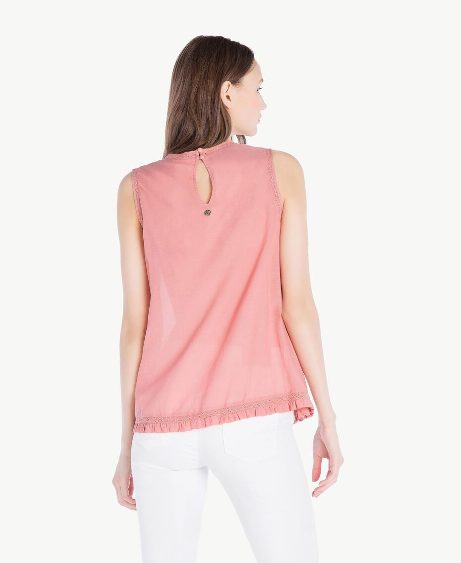 Muslin top Old Rose Woman SS82HN-03