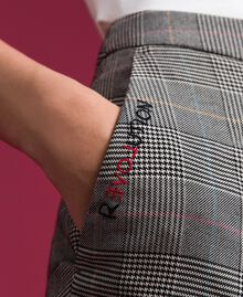 Pantaloni a sigaretta in principe di Galles Principe Di Galles Donna 192MP2285-04