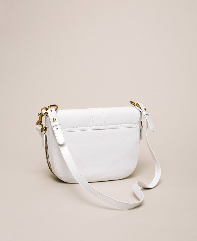 Большая сумка через плечо Rebel Белый Снег женщина 201TA723J-04
