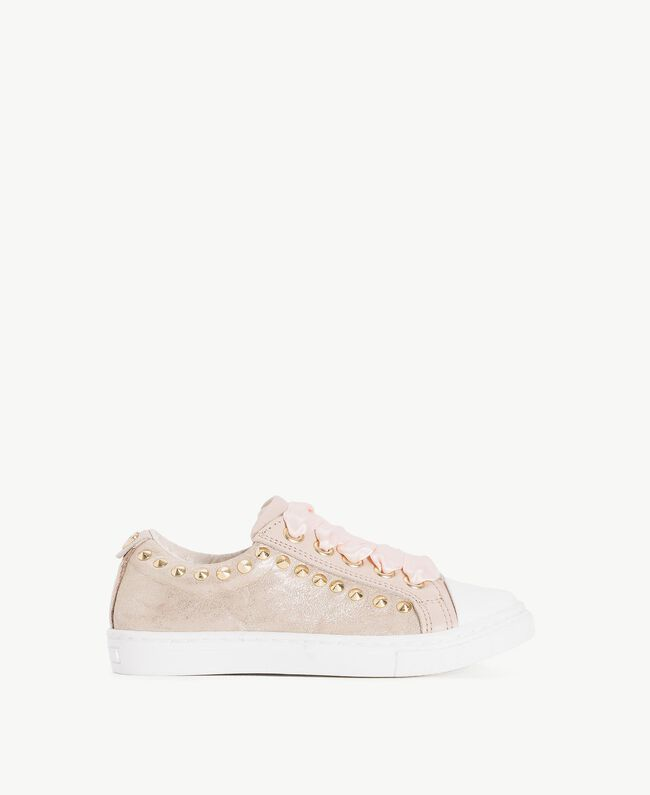 Studded sneakers Bud Pink Child HS86AN-01