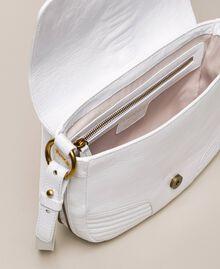 Large Rebel shoulder bag White Snow Woman 201TA723J-05