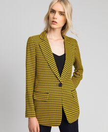 Houndstooth Lily Houndstooth / Creme Caramel Woman 192MT2050-02