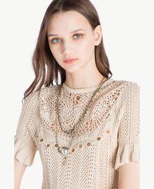 Rhinestone necklace Crystal Woman AS8P7C-05