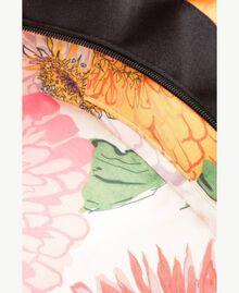 TWINSET Straw bag Multicolour Provocateur Pink / Orange / Black Woman OS8THA-04