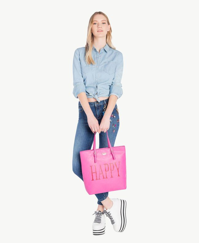 Skinny-Jeans Denimblau Frau JS82WD-05