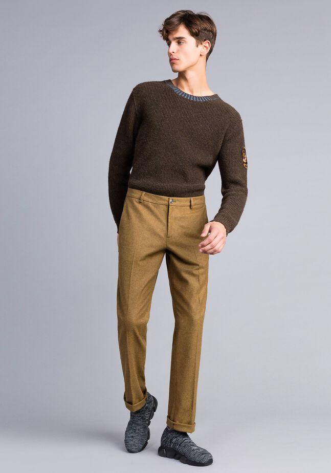 Pantaloni in flanella