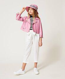 """Logo hat """"Rose Bloom"""" Pink Child 211GJ4924-0T"""