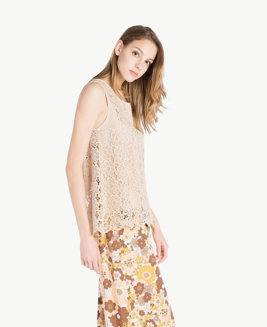 Lace top Rope Woman SS82LB-02