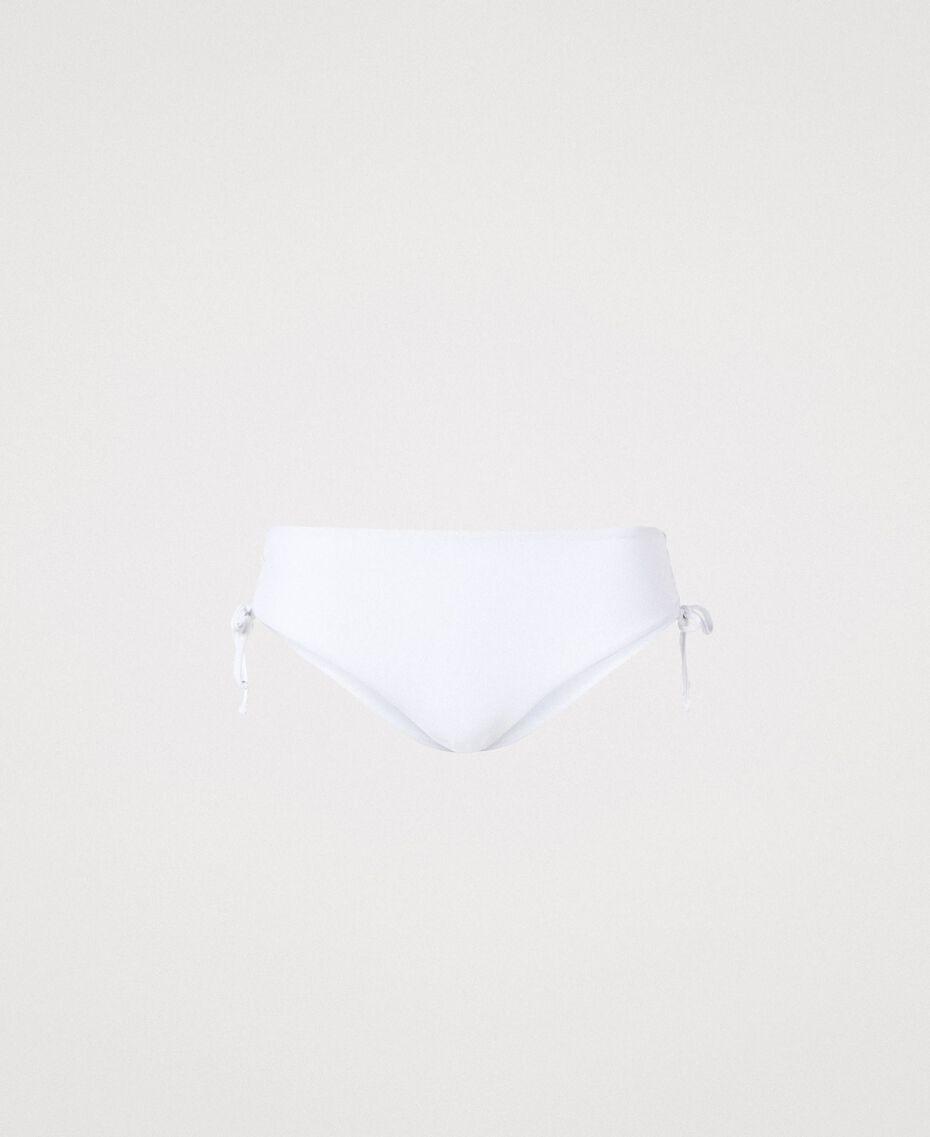 Классические трусики с боковыми кулисками Белый женщина 191LBME99-01