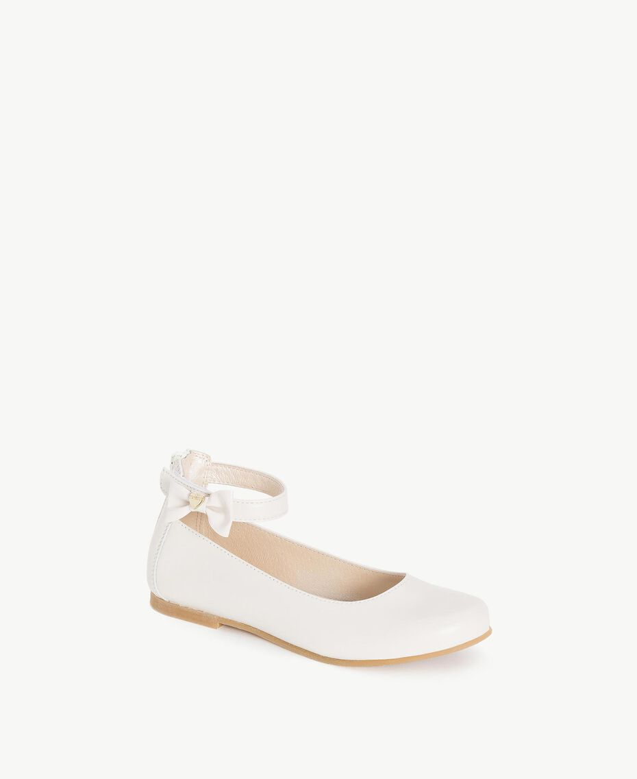 Ballerines nœud Chantilly Enfant HS88G1-02