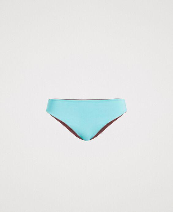 Bas de bikini brillant