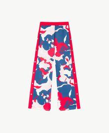 Pantalon imprimé Imprimé «Camouflower» Femme LS86LL-01