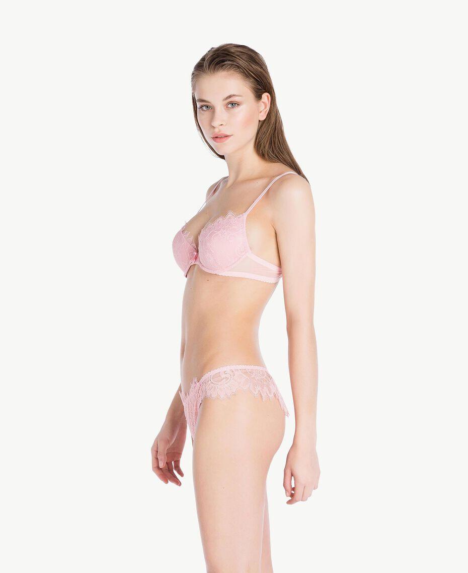 Soutien-gorge push-up dentelle (bonnets B) Pinkie Sugar Femme LS8B44-02