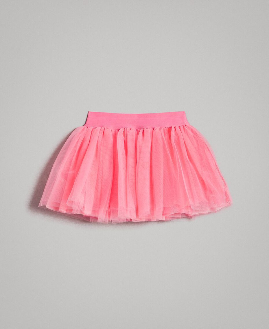"""Tulle skirt """"Crystal Pink"""" Child 191GB2700-0S"""