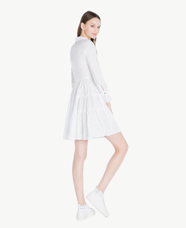 TWINSET Sneaker smerlo Bianco Donna CS8TFU-06