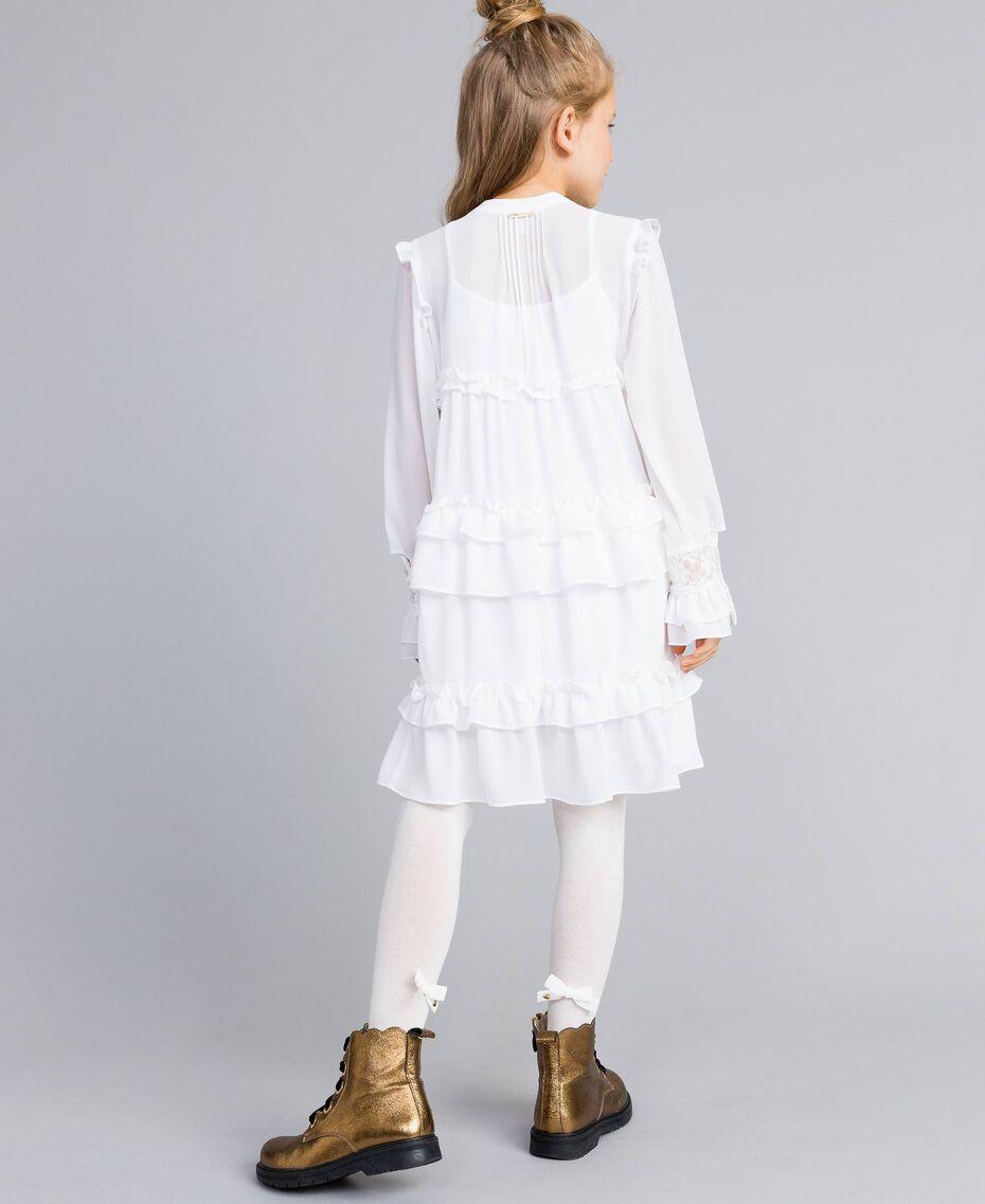 Collants en coton stretch Off White Enfant GA8ABC-0S