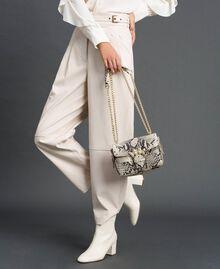 Petit sac à bandoulière Rebel avec imprimé python Imprimé Python Roche Femme 192TO7231-0T