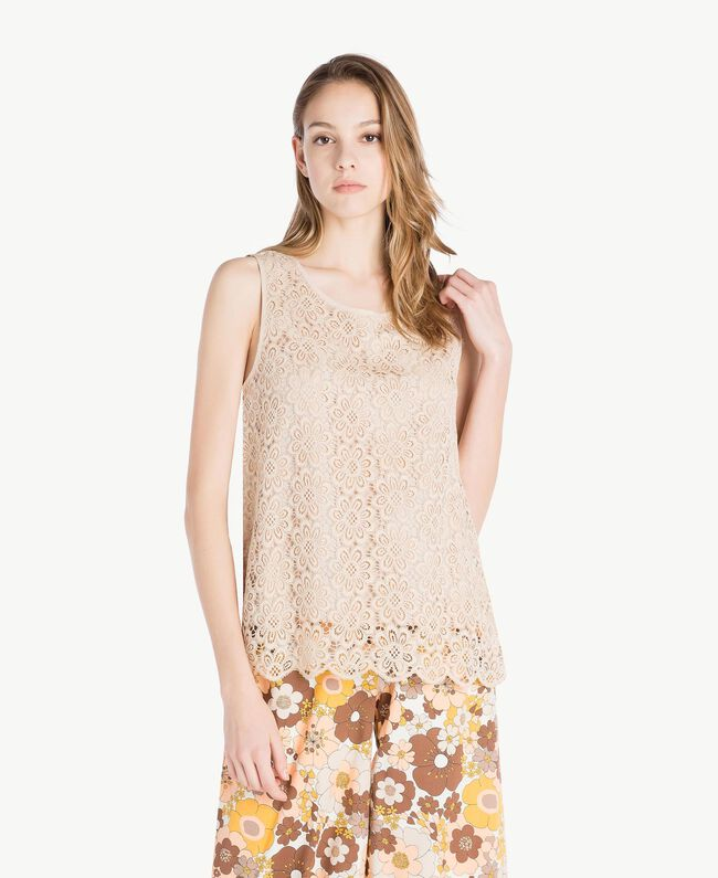 Lace top Rope Woman SS82LB-01