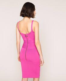 Vestido de tubo de punto Rosa «Jazz» Claro Mujer 201TT3182-03