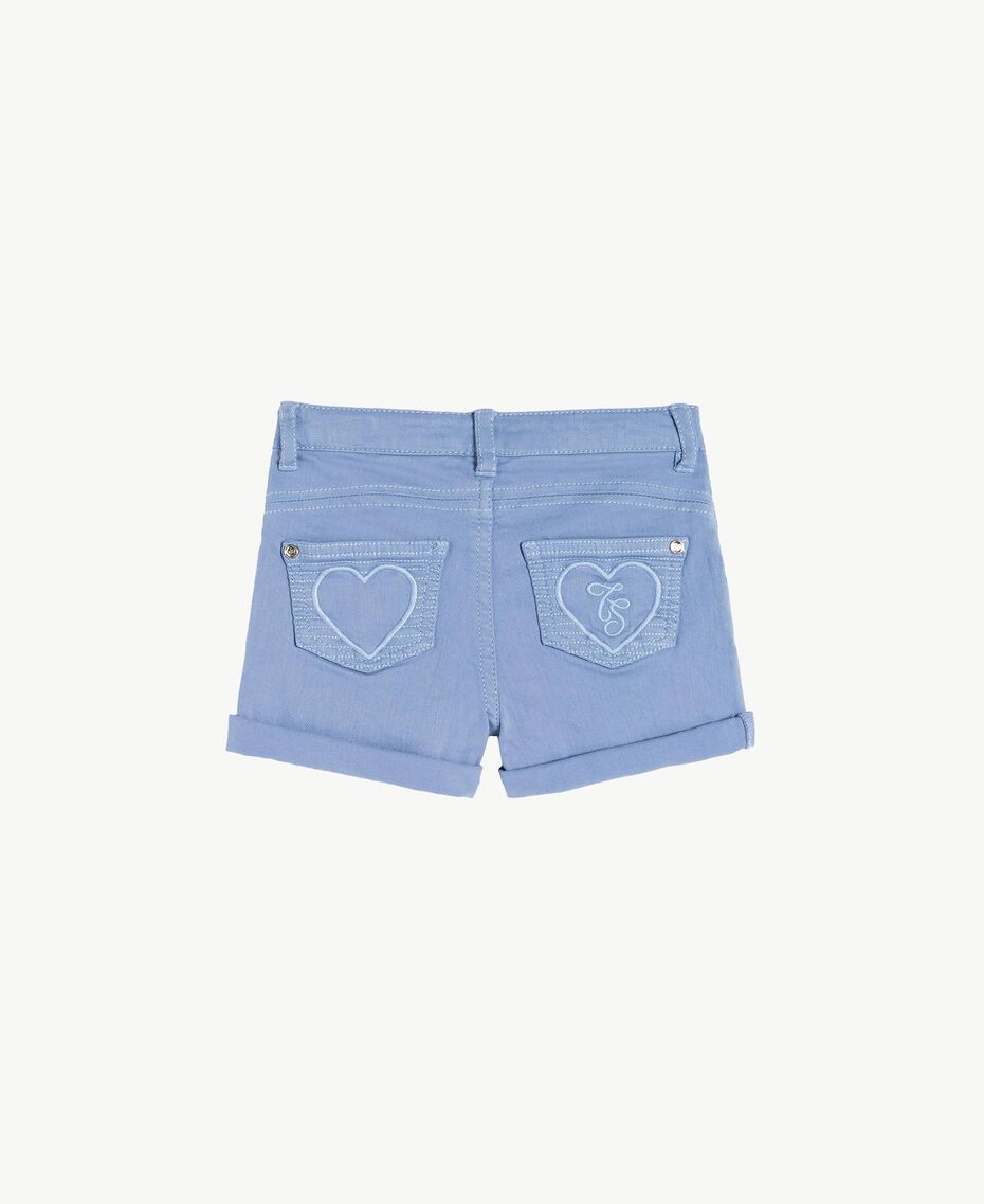 Cotton shorts Infinite Light Blue Child FS82CQ-02