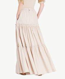 Long poplin skirt Dune Woman TS821V-03