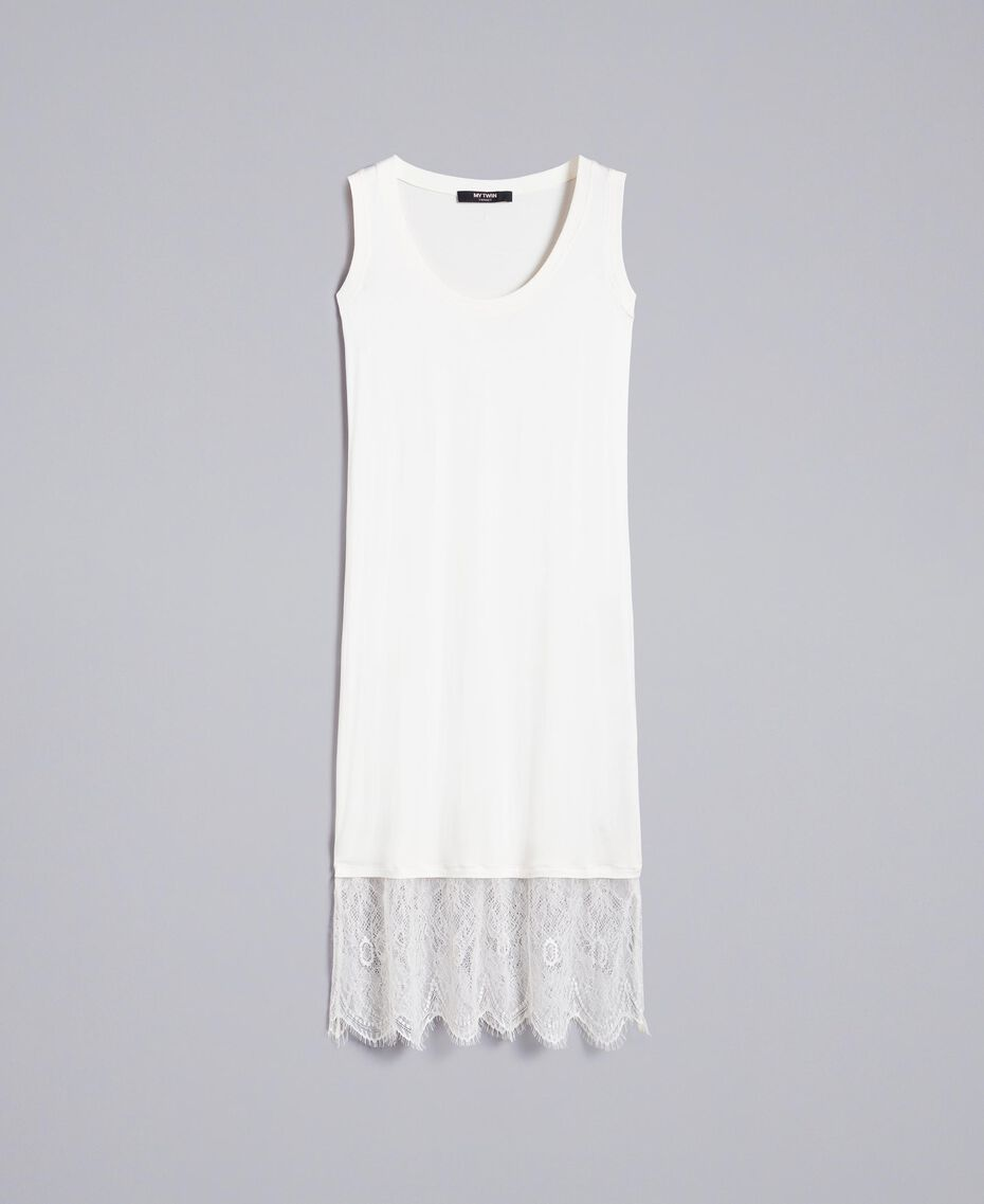 Lace slip dress Mother Of Pearl Woman JA82TA-0S