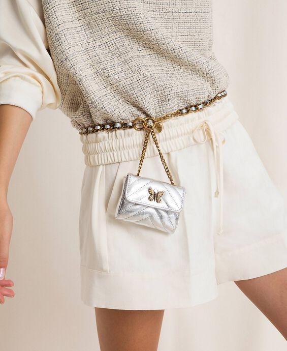 Цепочечный пояс с сумочкой
