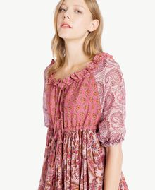 printed blouse Mixed Paisley Print Woman TS82XD-04