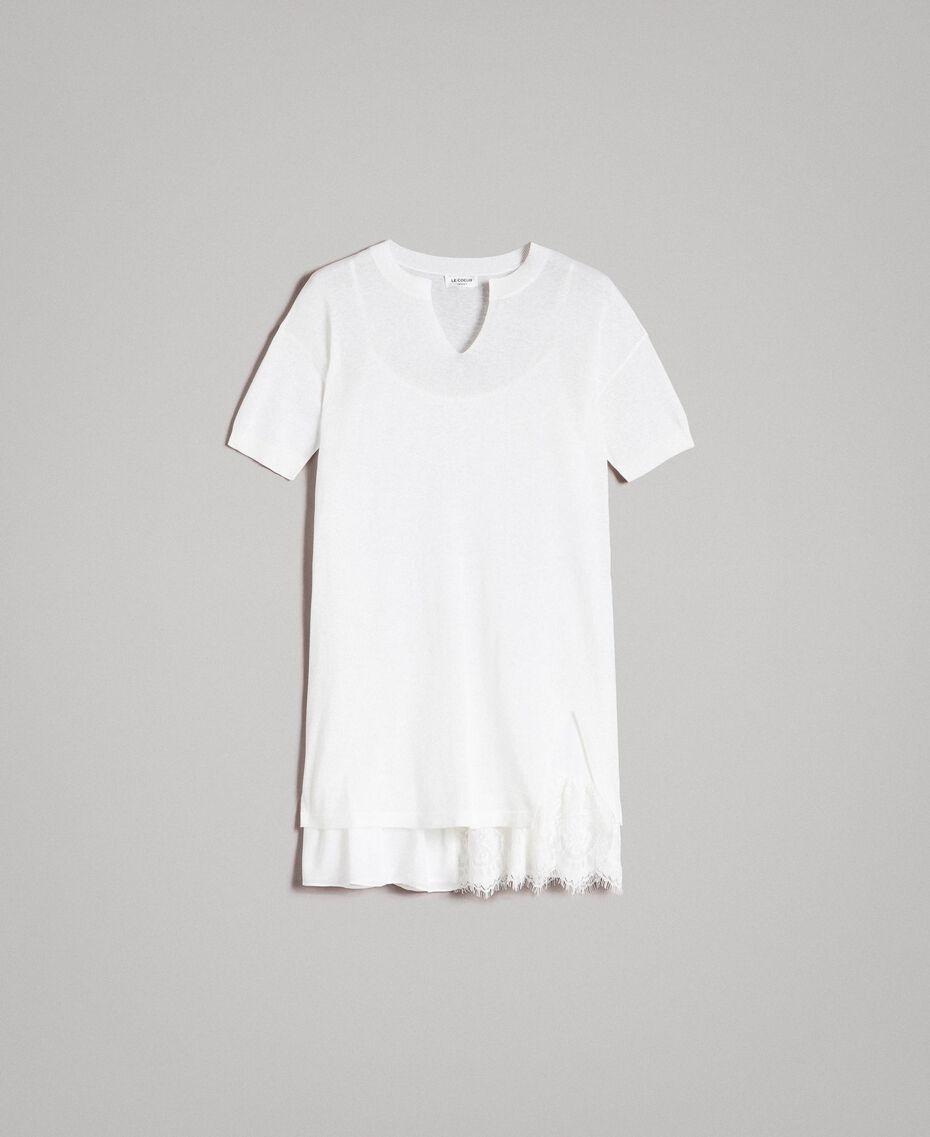 Mini robe avec fente Off White Femme 191ST3102-0S