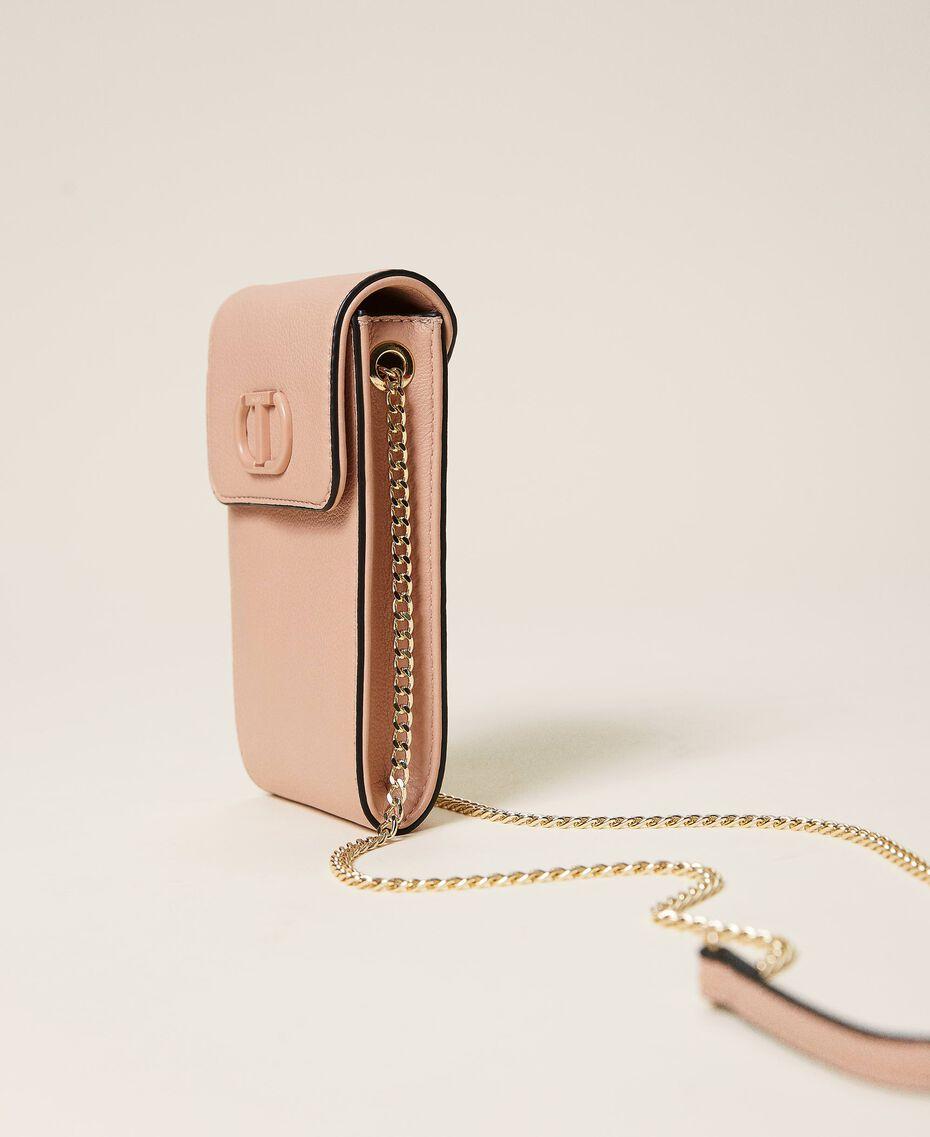 Bolso porta móvil con logotipo Rosa Canyon Mujer 212TB7051-02