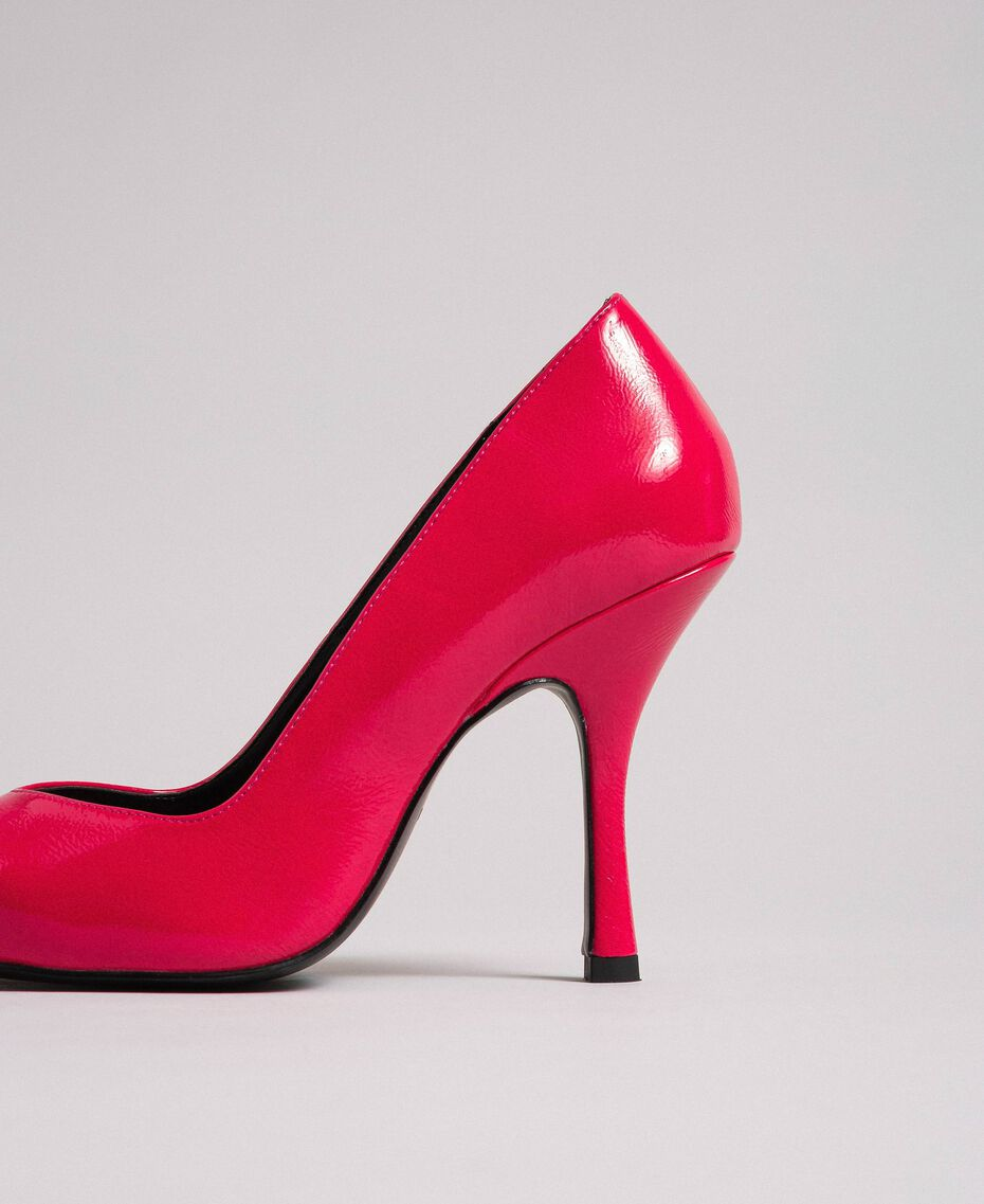 Escarpins vernis Rose «Rose Brillant» Femme 192MCT062-03