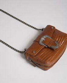 Petit sac à bandoulière Rebel en cuir Cuir Femme 192TO823F-02