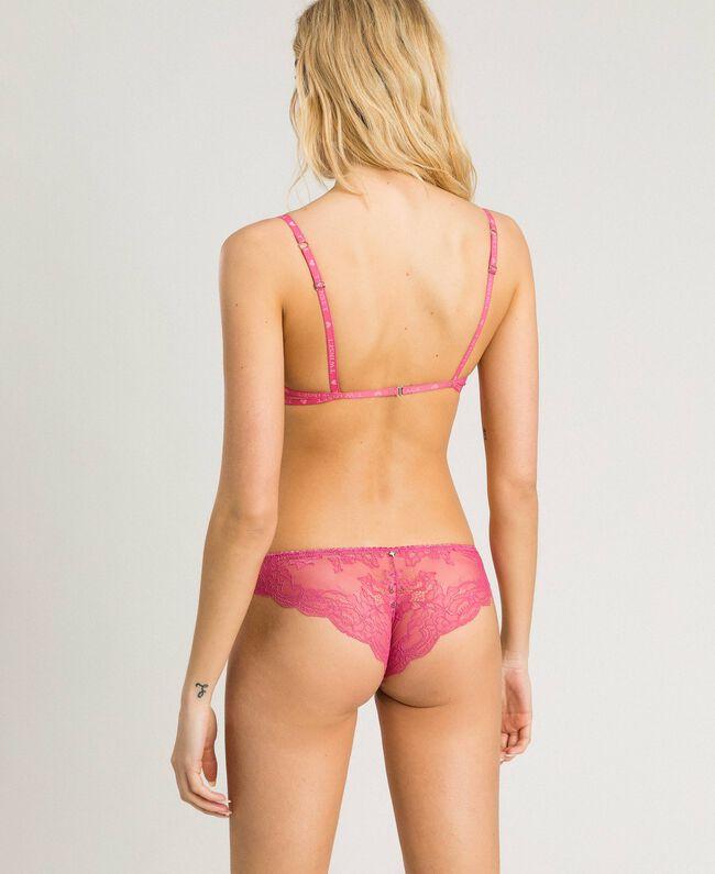 Lace push-up bra Rose Blossom Woman 191LL6C33-03