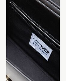 TWINSET Sac à bandoulière similicuir Noir Femelle VA7PG3-04