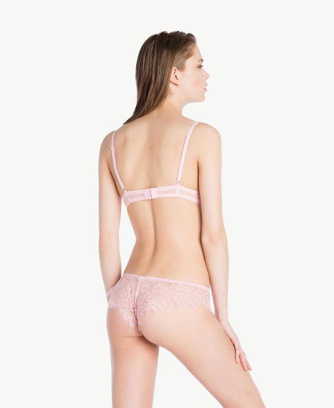 Soutien-gorge push-up dentelle (bonnets B) Pinkie Sugar Femme LS8B44-04